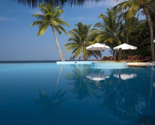 Maldive isola Filitheyo
