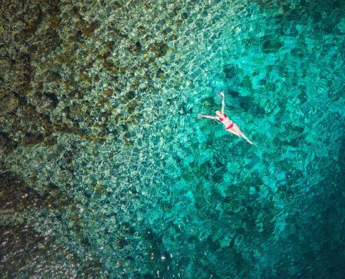 fondale maldive