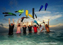 crociere snorkeling con Macana