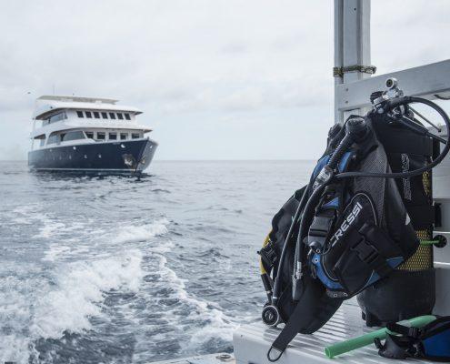 crociere sub alle Maldive con Macana