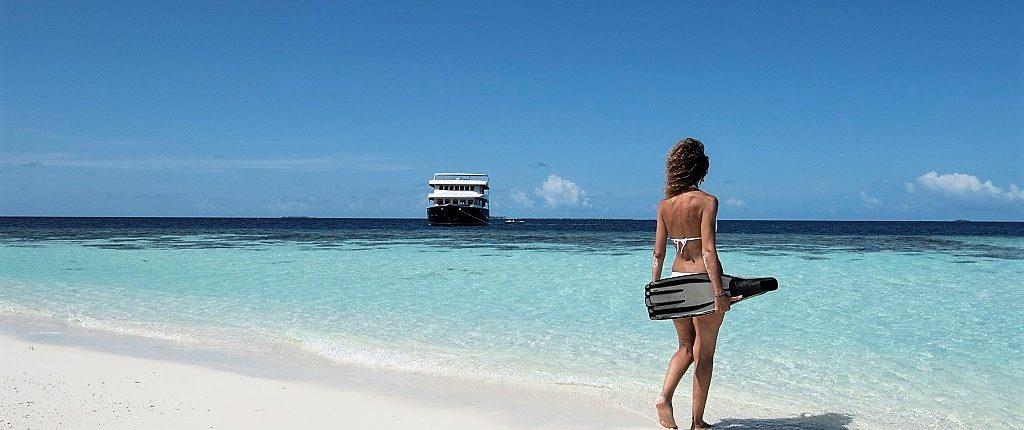 crociere maldive pinne e tuffi
