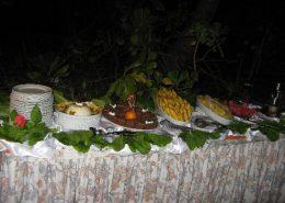 Soggiorno Maldive buffet