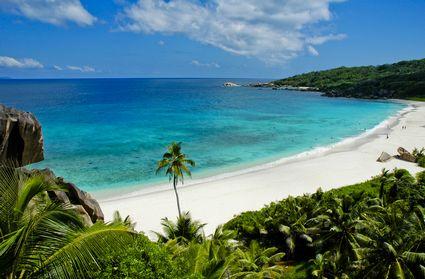 grand anse spiaggia Seychelles