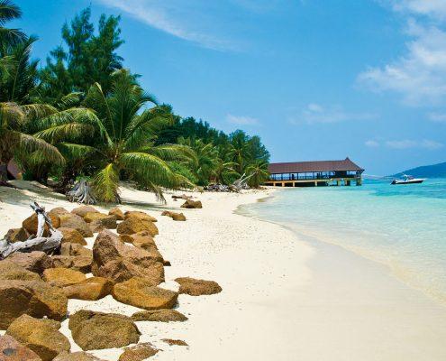 new emerald cove Seychelles hotel