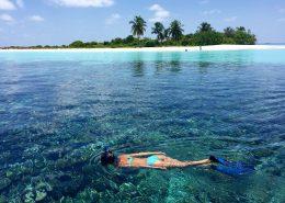 crociere snorkeling Maldive