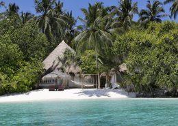 Resort e spa alle maldive