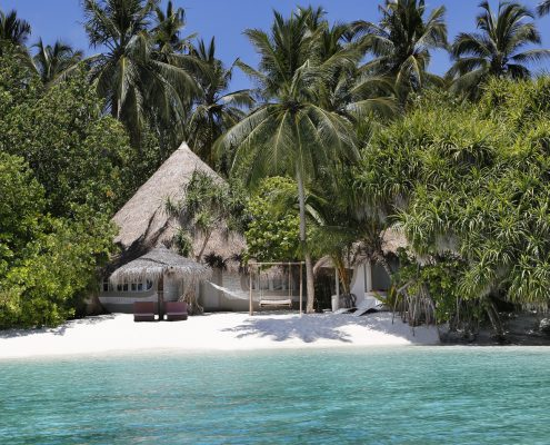 Resort e spa alle maldive