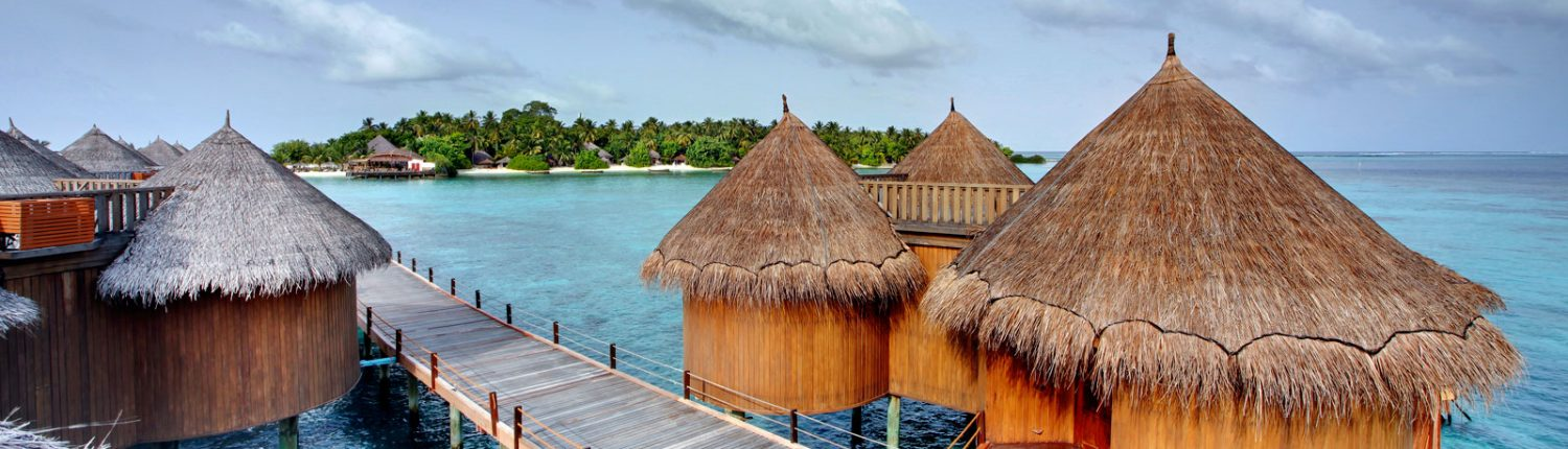 Resort alle Maldive