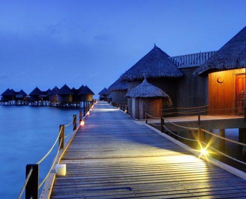 ville Nika resort maldive