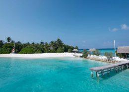 pontile makunudu Maldive