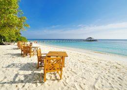 Spiaggia Royal Island Maldive